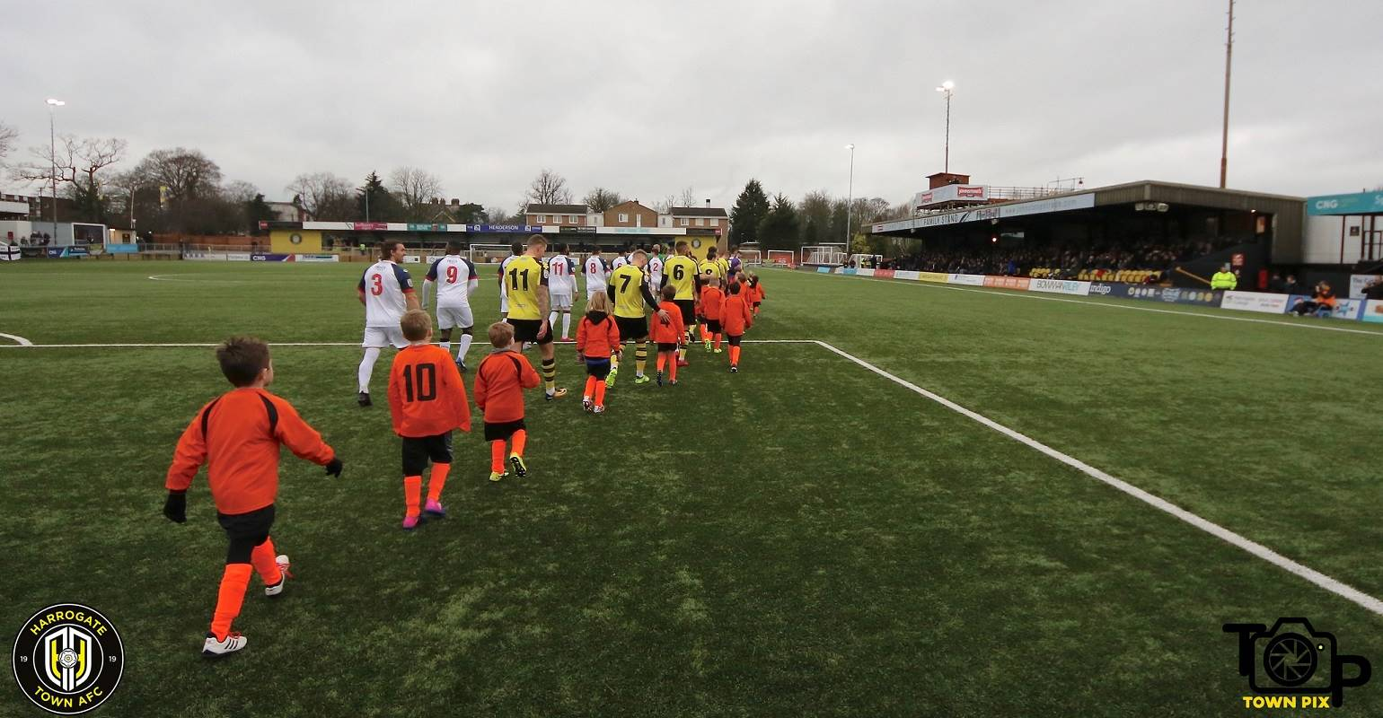 HTTV | Harrogate Town 2 Telford 1 Highlights