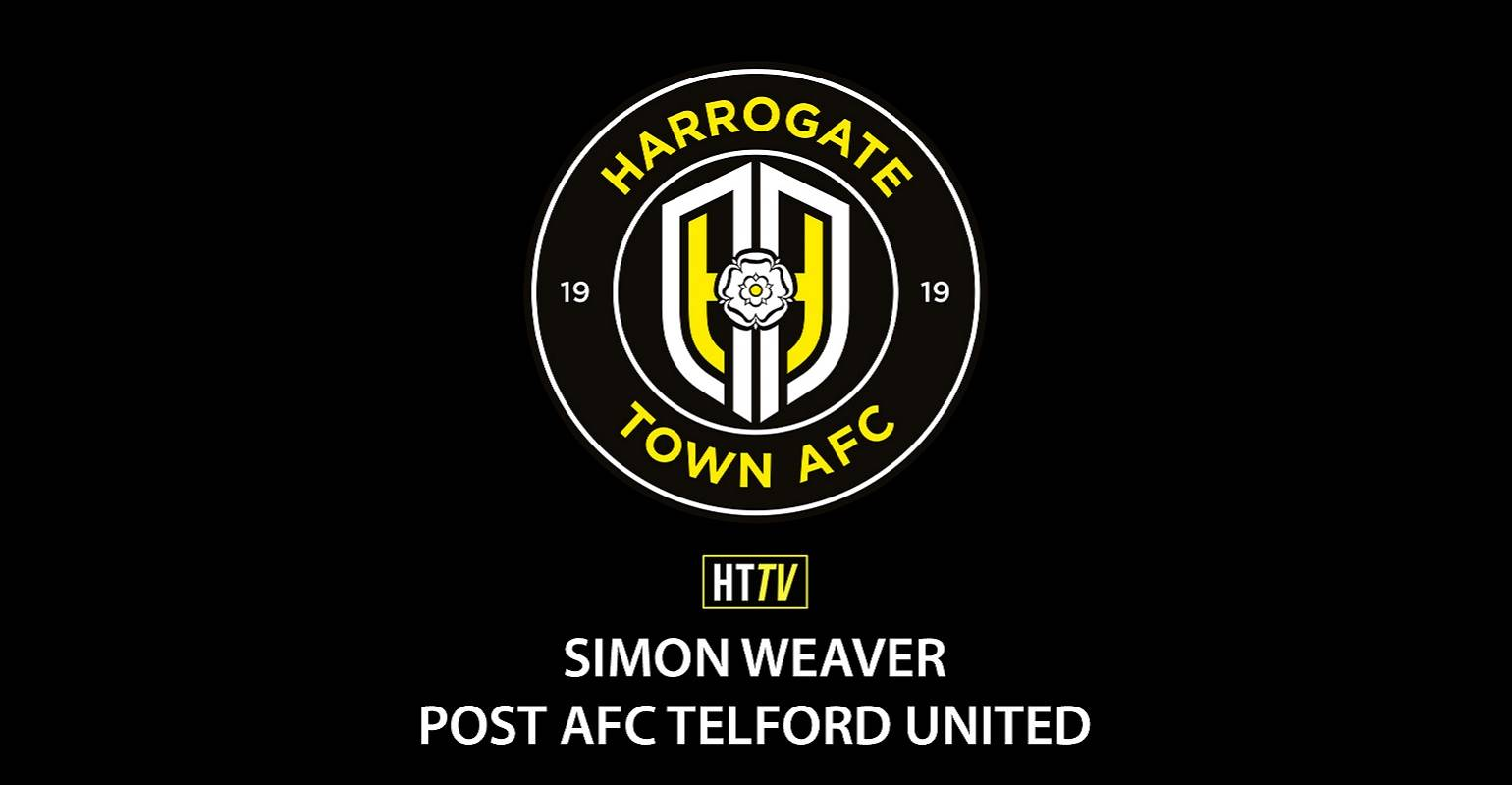 HTTV | Simon Weaver Post Telford