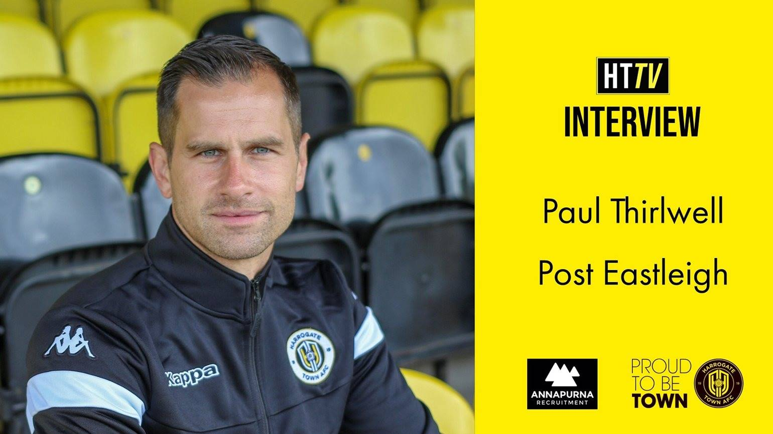 HTTV | Paul Thirlwell Post Eastleigh