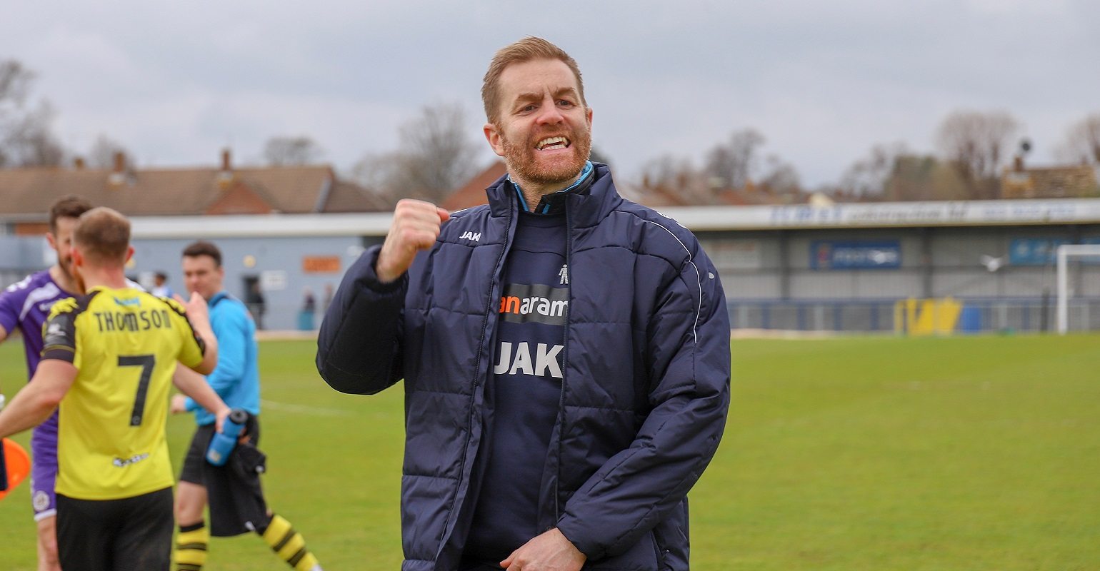 HTTV | Simon Weaver Post Havant & Waterlooville
