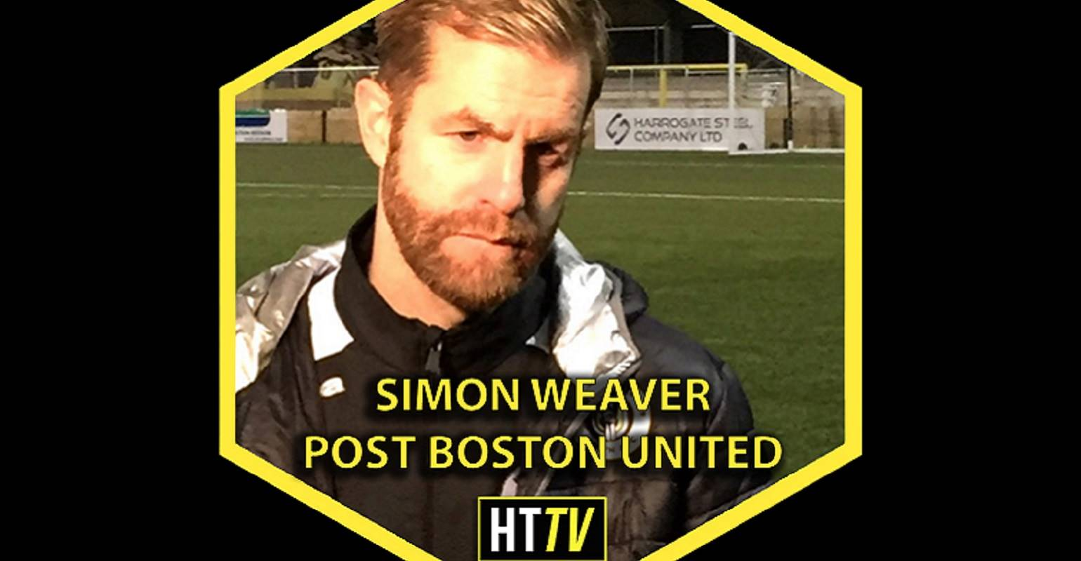 HTTV | Simon Weaver Post-Boston