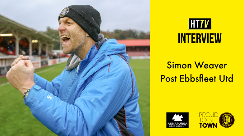 HTTV | Simon Weaver Post Ebbsfleet
