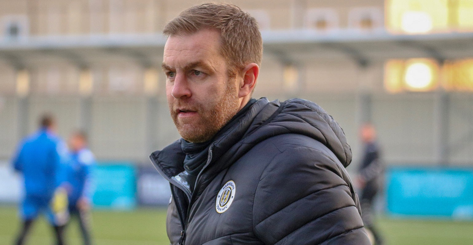 HTTV | Simon Weaver Pre Stockport