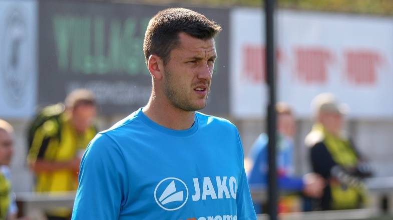 HTTV | Aaron Williams Pre Ebbsfleet