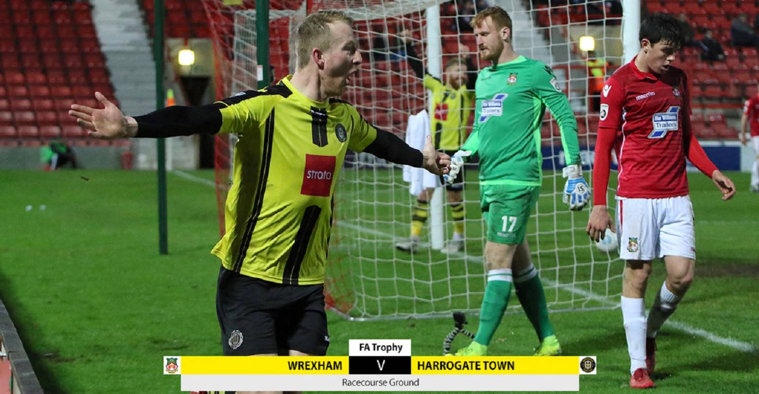 HTTV | Wrexham 0 Town 2 Highlights