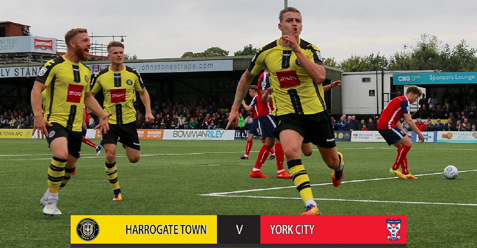 HIGHLIGHTS | Town 2 York City 0