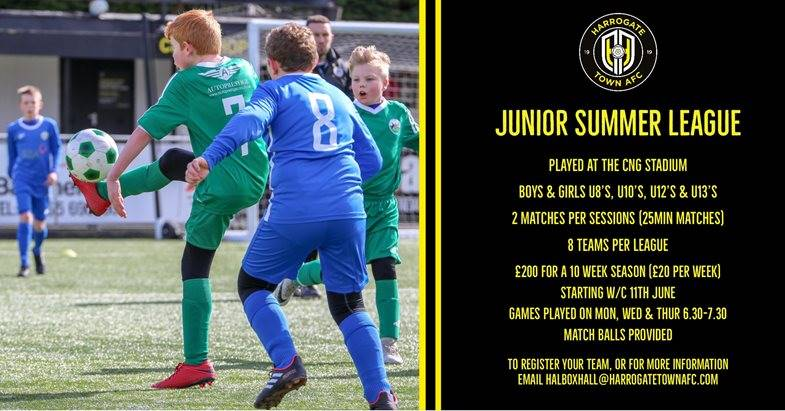 Junior League to Run at CNG Stadium