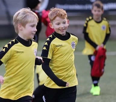 High Quality Boys and Girls Coaching from Ages 4-15