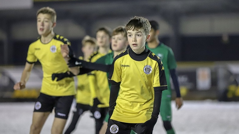 U12/13s Travel to Doncaster Rovers