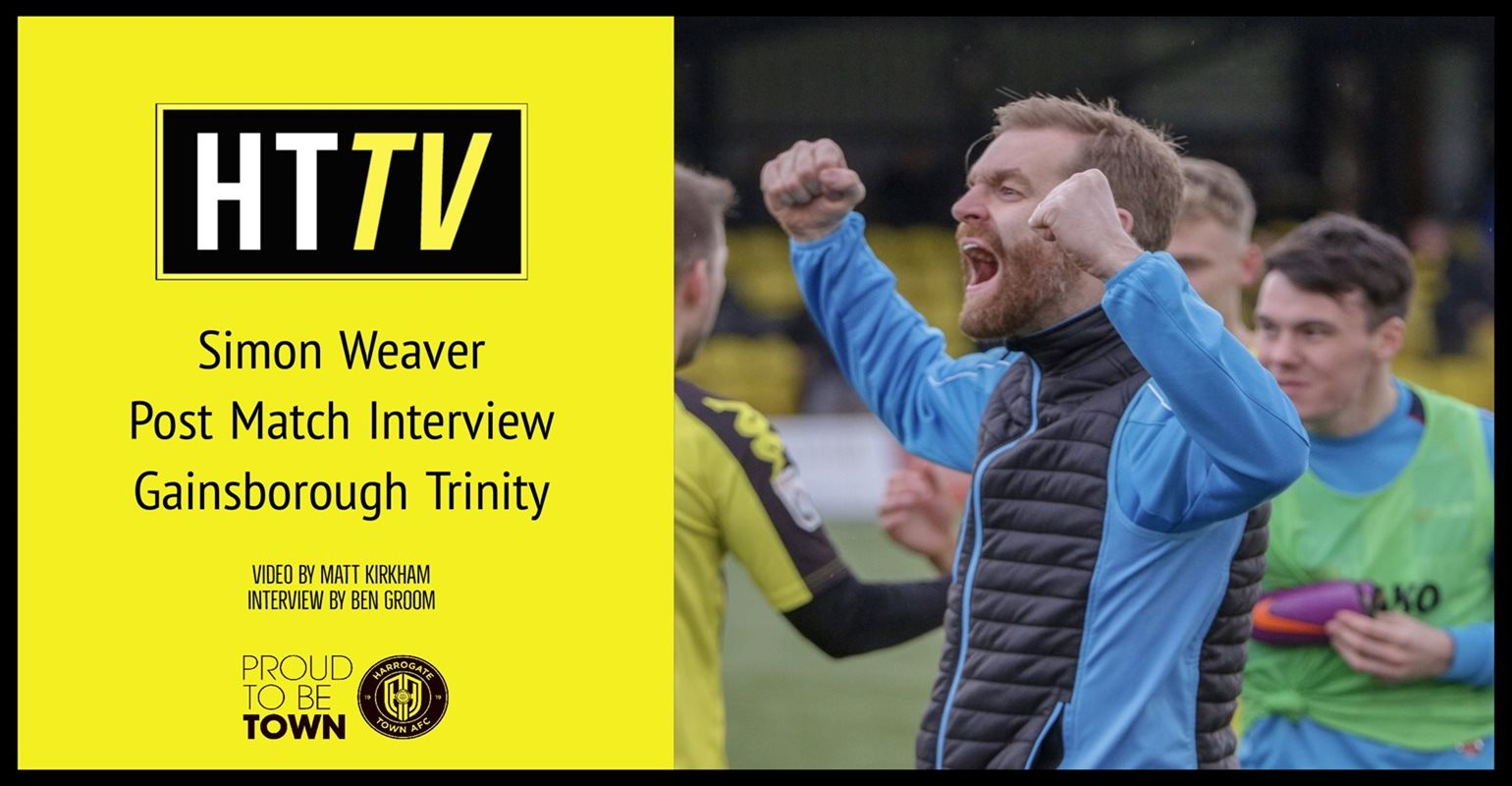 HTTV | Simon Weaver Post Gainsborough