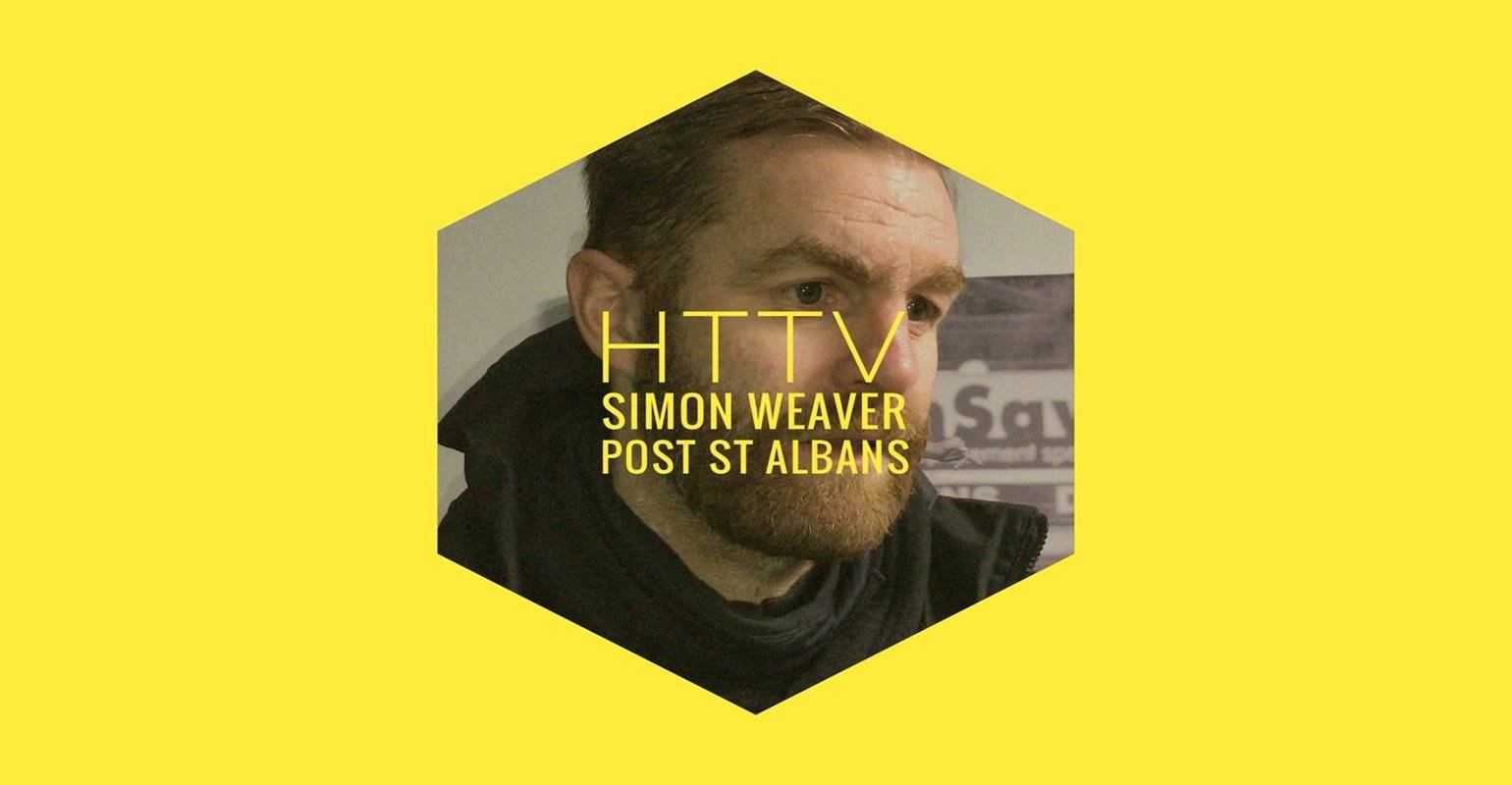 HTTV | Simon Weaver Post St Albans