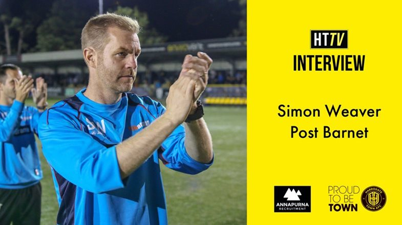 HTTV | Post Match Reaction - Barnet