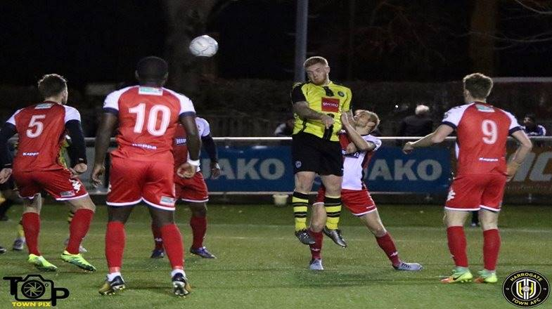 CNG Stadium to Host Spennymoor vs Kidderminster