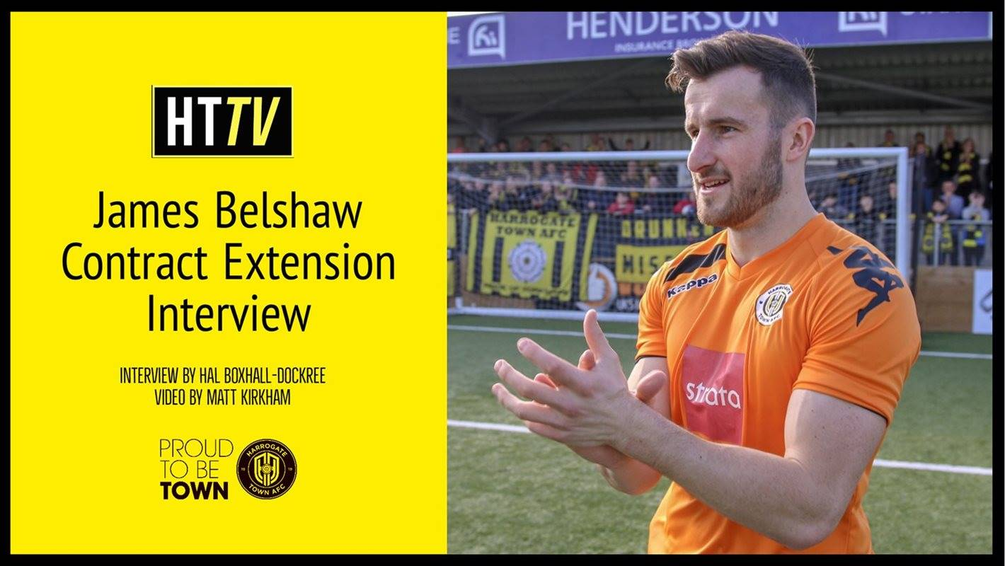 HTTV | James Belshaw Contract Extension
