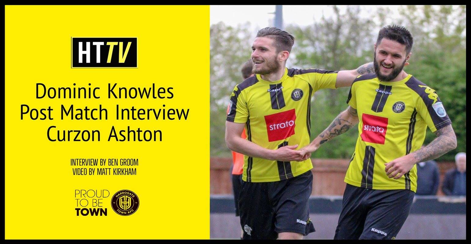HTTV | Dominic Knowles Post Curzon