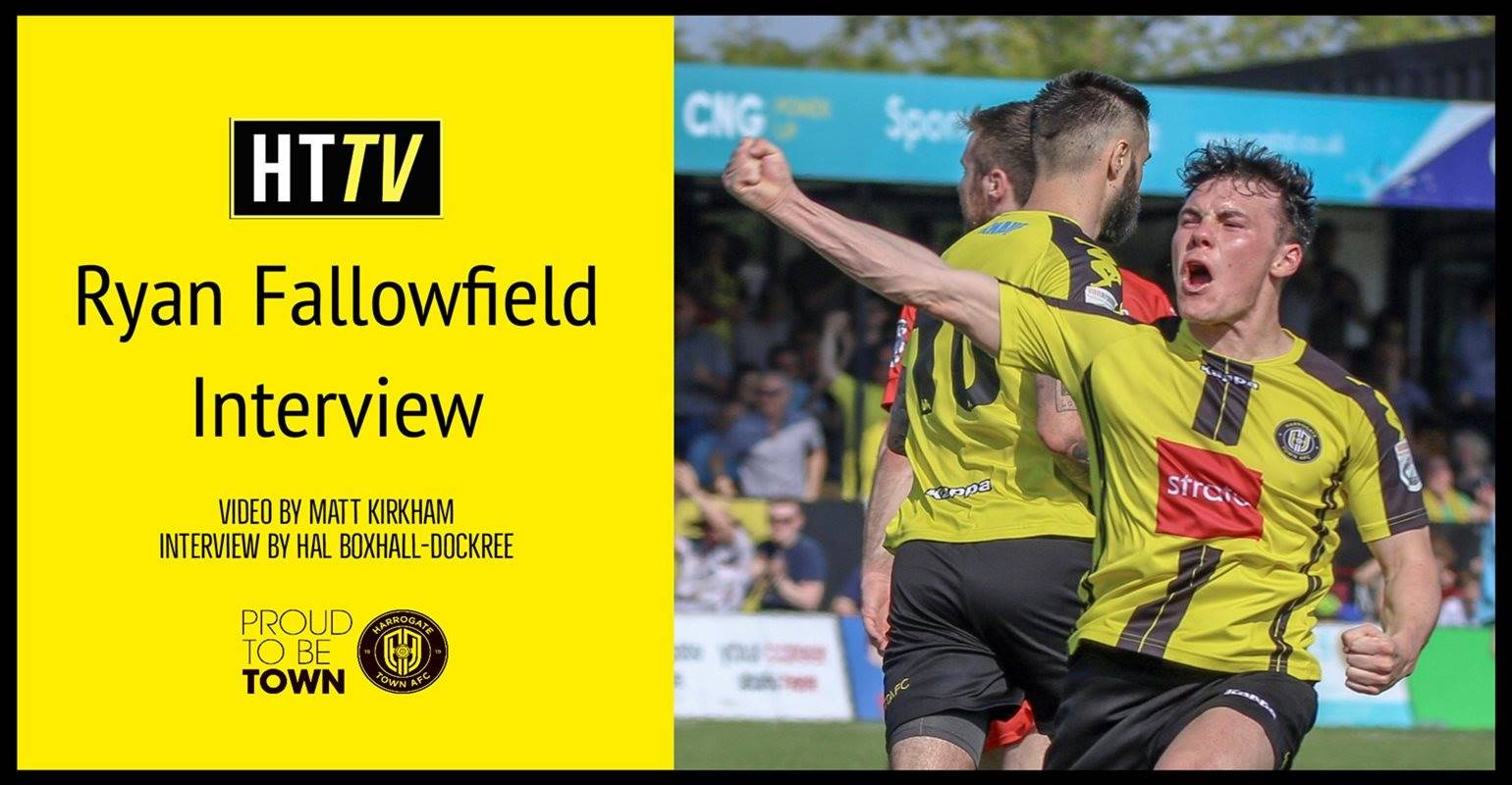 HTTV | Ryan Fallowfield Interview