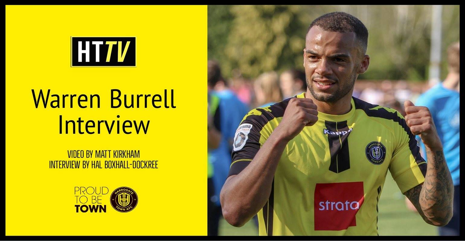 HTTV | Warren Burrell Interview