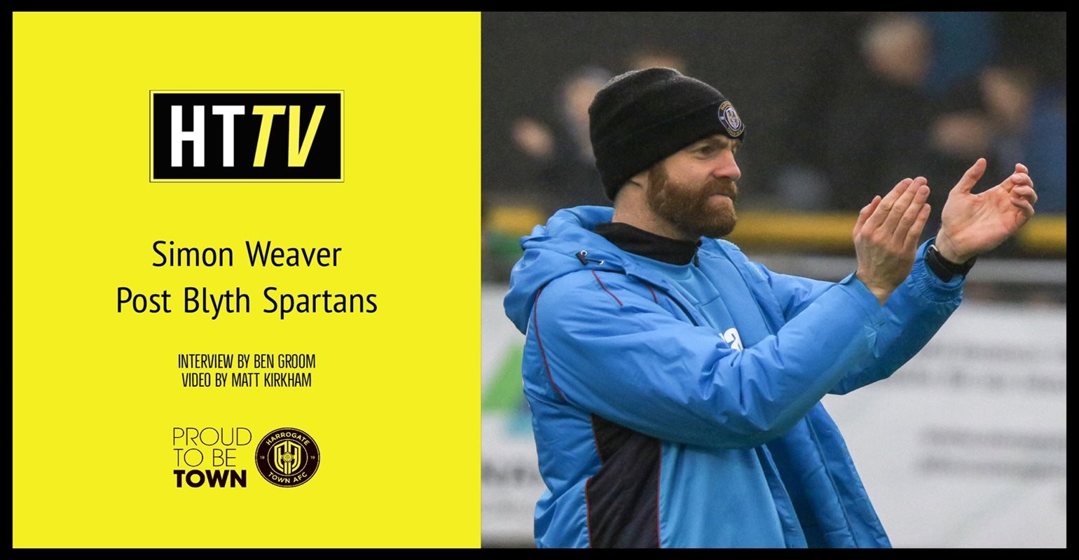 HTTV | Simon Weaver Post Blyth