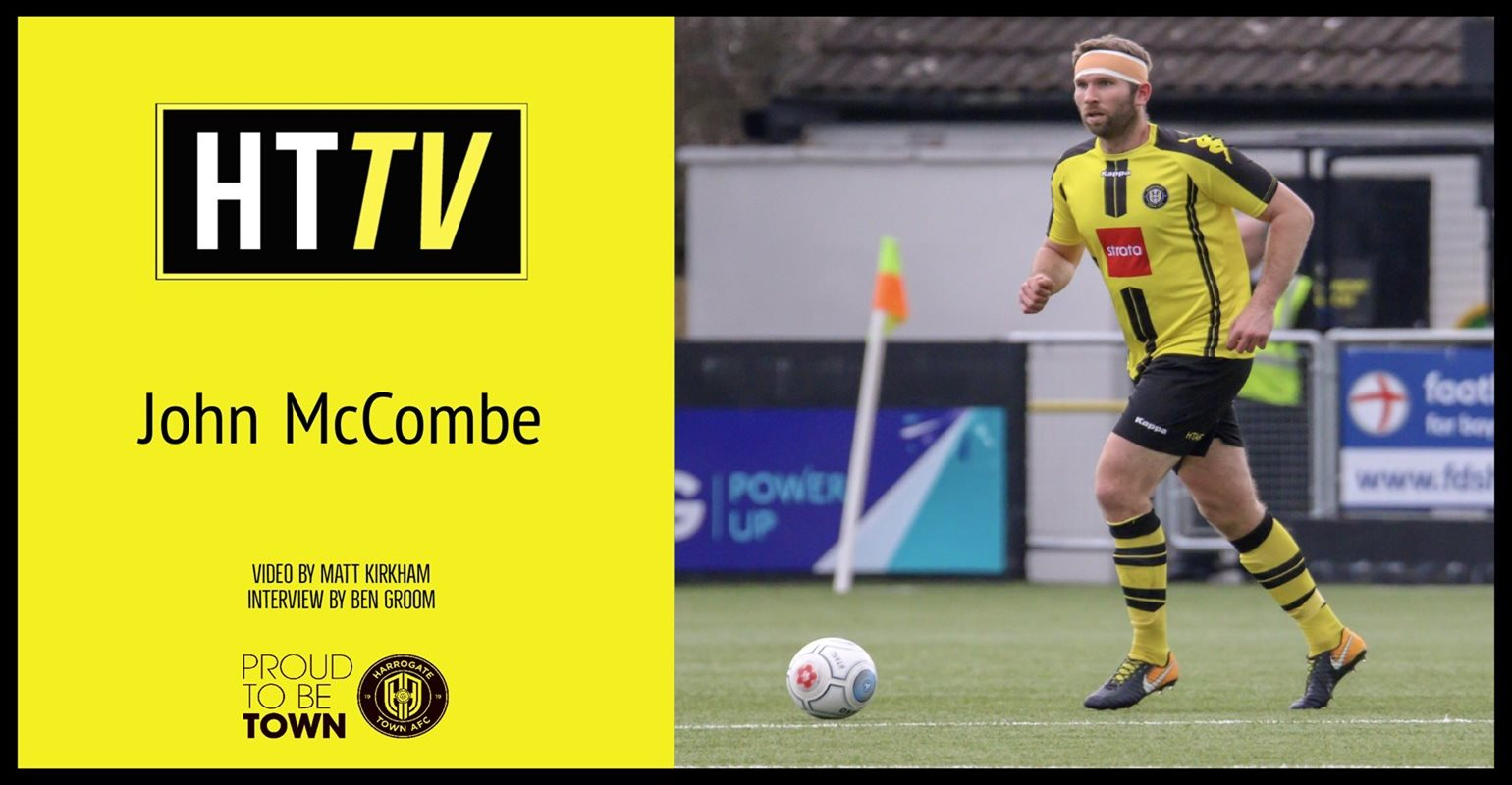 HTTV | John McCombe Interview